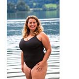 Swimsuit, Plump
