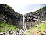 Waterfall, Svartifoss