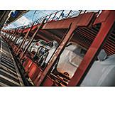 Cars, Freight Wagon, Car Train
