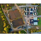 Industry, Sewage Treatment Plant, Water Tank