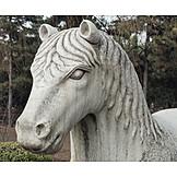 Horse, Sculpture