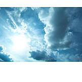 Sky, Cloudscape, Sunlight