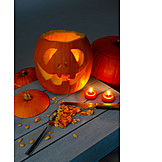 Halloween, Pumpkin Lantern