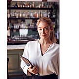 Restaurant, Portrait, Wait Staff