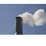 Industry, Vent, Air Pollution