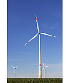 Pinwheel, Wind, Renewable Energy
