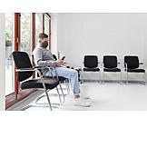 Mobile Communication, Waiting, Medical Center