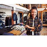 Fashion, Clothing, Retail, Sales Executive, Shop