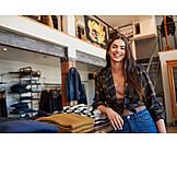 Smiling, Fashion, Modern, Sales Executive