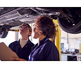 Education, Mechatronics engineer, Car mechanic