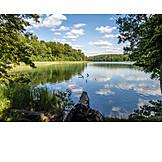 Liepnitz lake