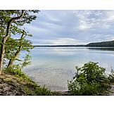 Lake stechlin