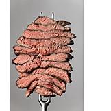 Rindfleisch, Fleischgabel