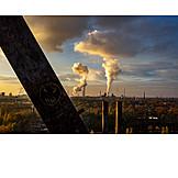 Industry, Factory, Industrial Area