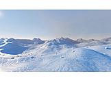 Winter, Snow, Snowscape