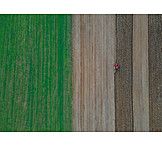 Arable, Agriculture, Tractor