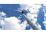 Pinwheel, Wind, Wind Turbine