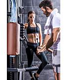 Sports Training, Gym, Workout