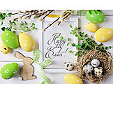 Easter, Easter Decoration, Happy Easter