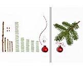 Christmas Tree, Items