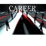 Karriere, Career