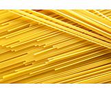 Spaghetti, Raw