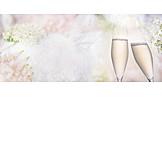 Wedding, Champagne, Cheers