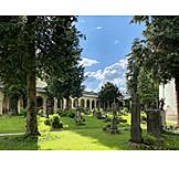 Cemetery, Grave