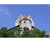 Castle meersburg