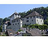 Castle, Fort, Schattenburg