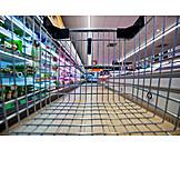 Shopping, Shopping Cart, Supermarket