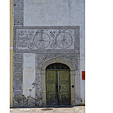 Facade painting