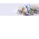 Easter, Chicken Egg, Spring