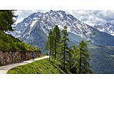 Hiking, Trail, Berchtesgaden Alps