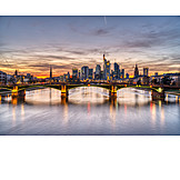 Main River, Frankfurt