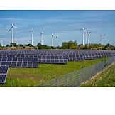 Solar Energy, Renewable Energies, Solar Power Station