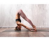Yoga, Headstand, Sirsasana