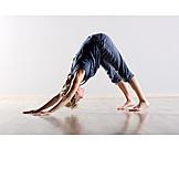 Yoga, Asana, Downward Dog