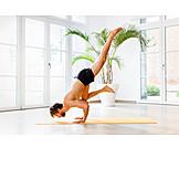 Yoga, Balance, Asana