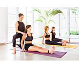 Yoga, Help, Yoga Teacher
