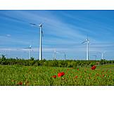 Wind Power, Pinwheel, Wind