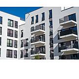 Wohnen, Immobilie, Appartement