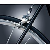 Bicycle, Brake, Brake Shoe