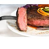 Mager, Rindfleisch
