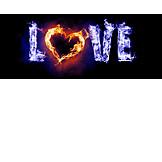 Love, Hot, Love, Passion
