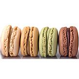 Almond Biscuits, Macaron, Meringue