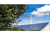 Wind Power, Green Electricity, Solar Electricity