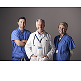 Doctor, Team, Colleagues, Medical Team