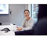 Cooperation, Meeting, Meeting Room, Presentation