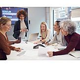 Discussion, Meeting, Seminar, Presentation